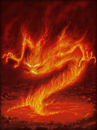 The Fire Elemental