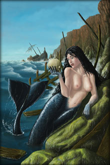 Sirene, the Mermaid