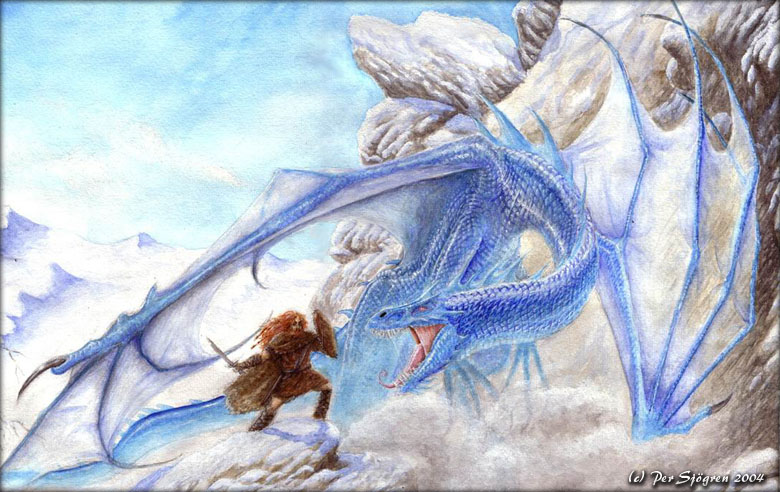 The Frost Dragon