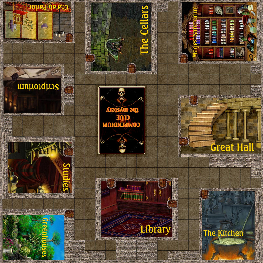 10th santharian anniversary special  the compendium clue